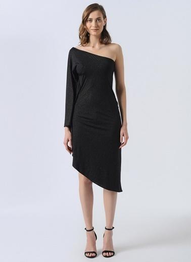 Karahasans Elbise Siyah